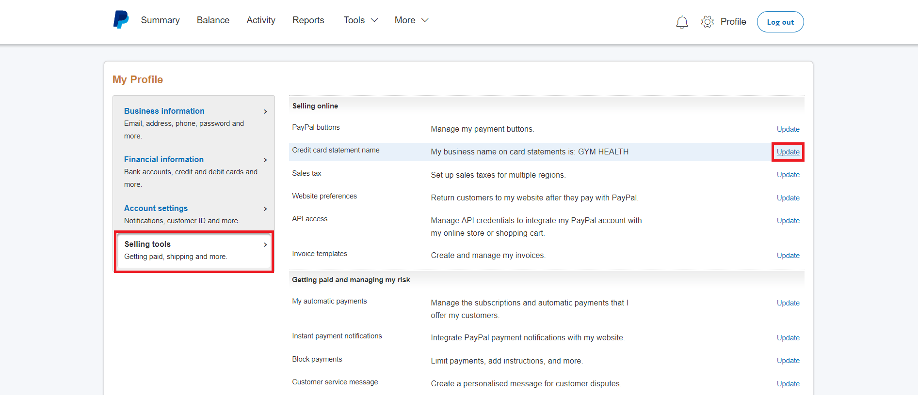 Paypal: How to Activate Account? « eCommerce store & multichannel ...
