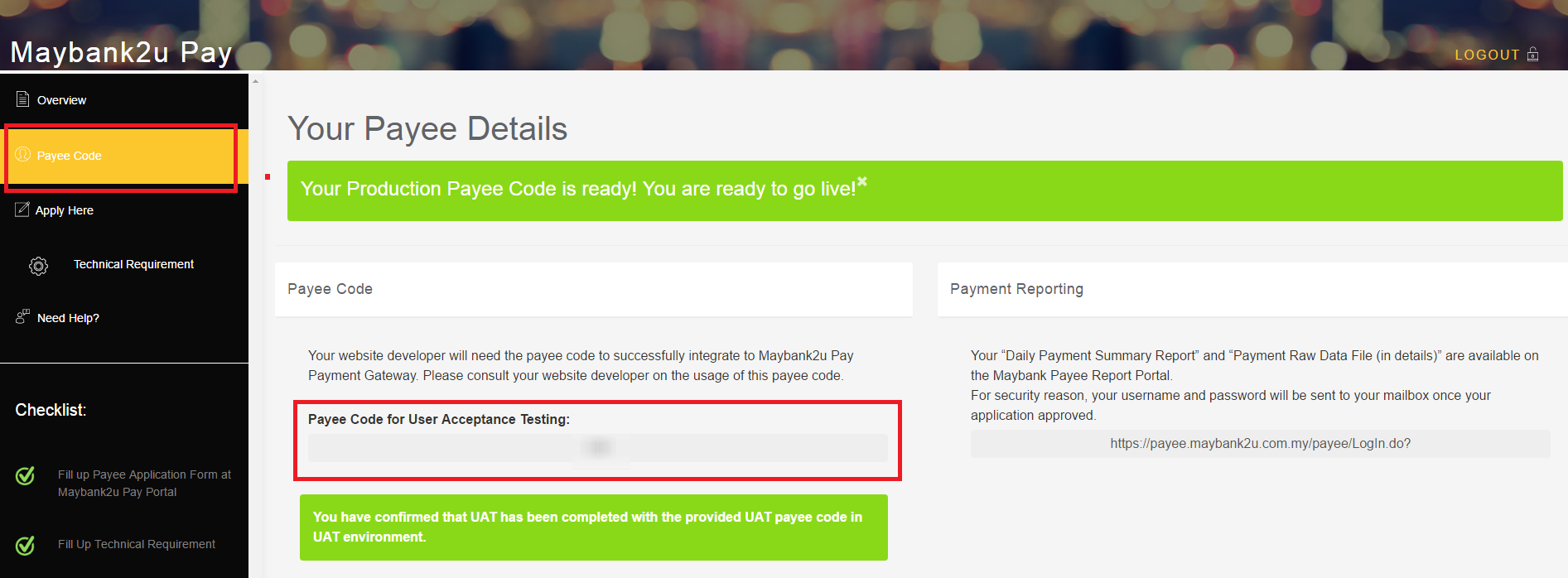 How To Set Up Maybank2u Pay In webShaper? « eCommerce store ...